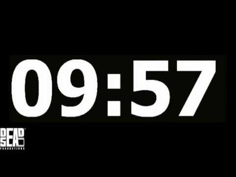10 Minute Countdown Timer With Buzzer video
