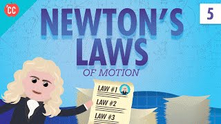 Download Newton's Laws: Crash Course Physics #5 3Gp Mp4