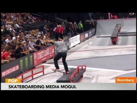 Dyrdek: Make Skateboarding an Olympic Sport