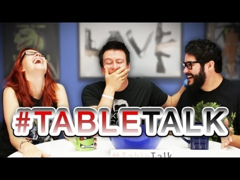 Phil Proposes To Linz & Food Sex on #TableTalk!