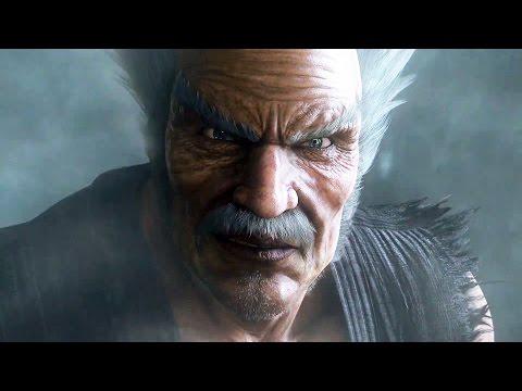 TEKKEN 7 - Extended Trailer (E3 2016)
