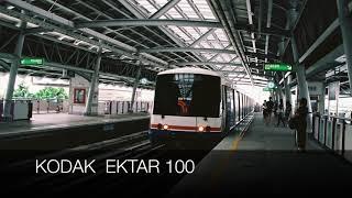 Film Tone, Kodak Ektar 100