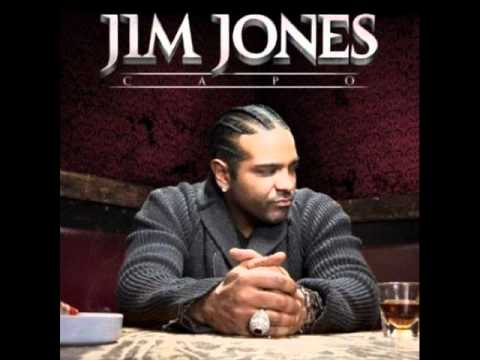 Jim Jones - Let Me Fly ft. Rell [Capo]