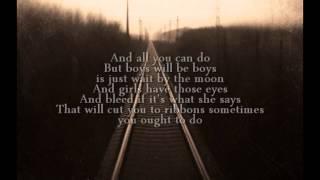 The Gaslight Anthem - Here's Looking At You Kid (Lyrics)