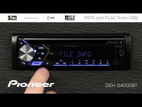 How To - MP3 and FLAC Audio from USB on Pioneer In-Dash Receivers 2018