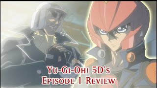 Yu-Gi-Oh 5Ds: Episode 1 REVIEW