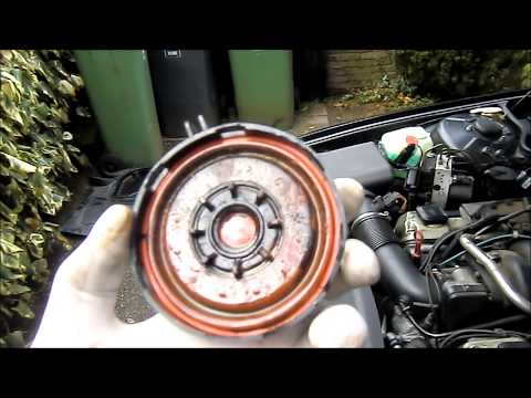 BMW E38 7 and 5 series E39, M60 M62 M62-TU REAR OSV (membrane) swap in 10 minute