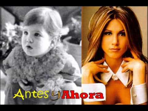 Famosos - Imagenes de antes y después
