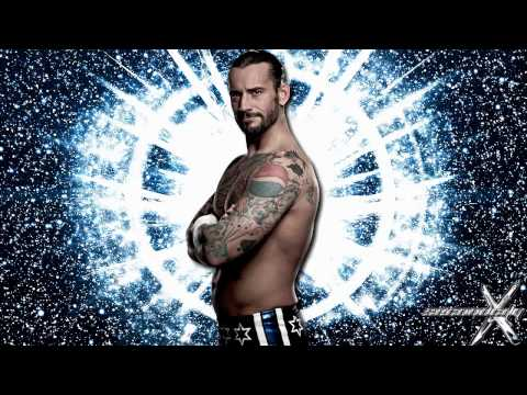 20112013: CM Punk 2nd WWE Theme Song - Cult of Personality +...