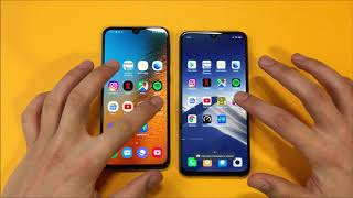 Galaxy A40 vs Mi 9 SE - Exynos 7885 vs Snapdragon 712 Speed Test!