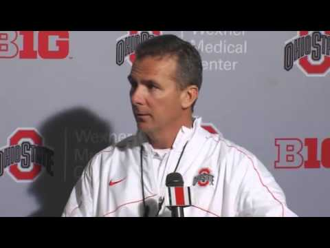 Urban Meyer's take on the Ohio State Spring Game