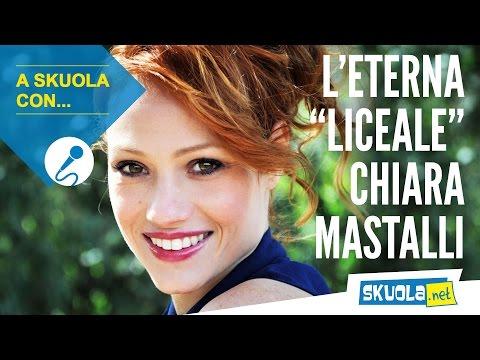 A Skuola con Chiara Mastalli