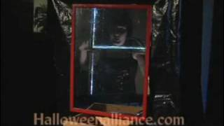 How To Build A Haunted Two Way Mirror For Halloween