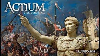Ottaviano contro Antonio - La Battaglia di Azio