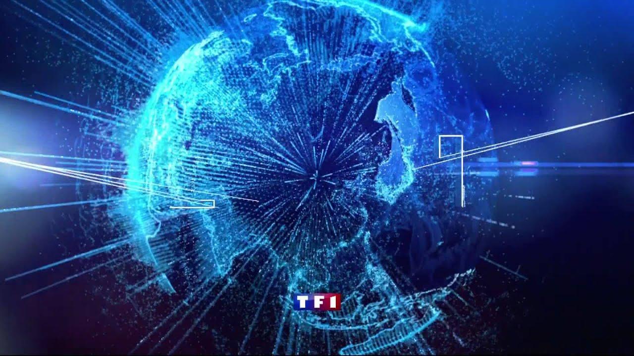 Générique 13h (Nouvel habillage TF1 2013) - YouTube