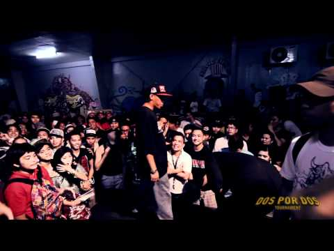 Fliptop - Smugglaz shehyee Vs Frooztreitted Hoemmizyd elbiz  Dos Por Dos Tournament video