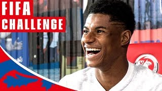 FIFA Challenge! | Rashford v Craig Mitch | You Should let the Computer Play! | World Cup 2018