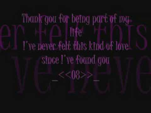 Thank God I Found You - Lyrics Music Videos