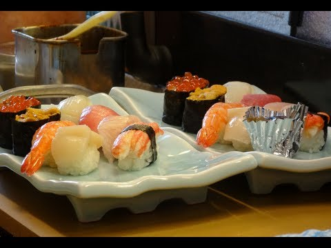 I-Witness: How to eat sushi