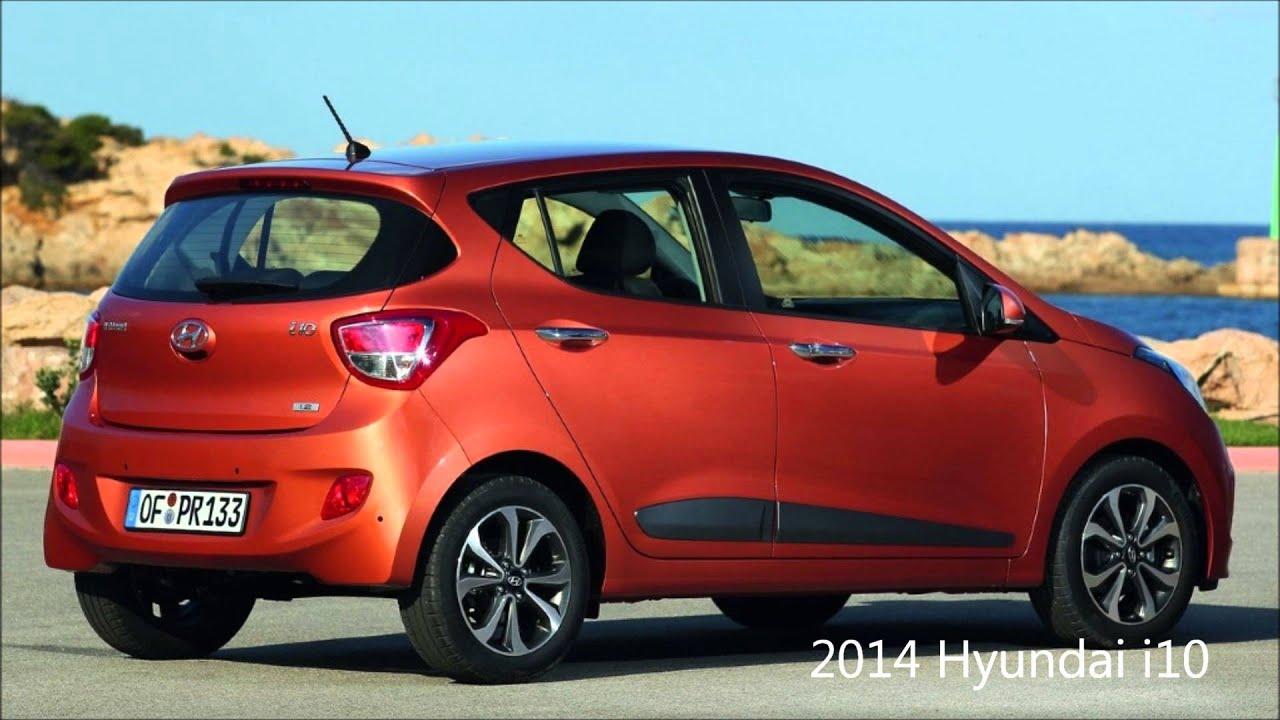 2014 Hyundai I10 Review Inside Amp Outside Youtube