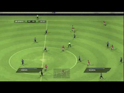 FIFA 10 - Inter Milan vs Manchester United (HD)