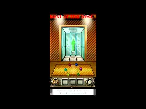 100 Floors Escape Level 49-55 Walkthrough | 100 Floors Escape Walkthrough | 100 Floors Escape