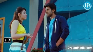 Rachaa - Racha Movie - Tamannaah, Ram Charan Nice Challenge Scene