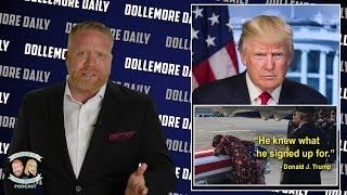 Donald Trump Callously Tells Widow of Fallen Soldier,