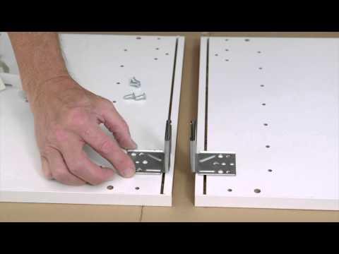 IKEA – METOD: Kastjes in elkaar zetten