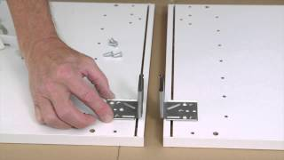 03.IKEA Kitchens - Installing Method _Chapter 2 Assembling Cabinets