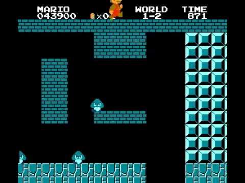 Super Mario Frustration (forever) - Deathless Playthrough - User video