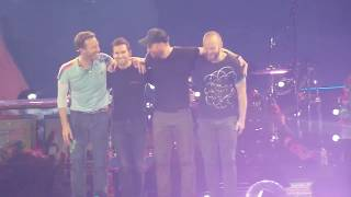 Coldplay LIVE Paris - Up & Up - Stade de France July 15th 2017