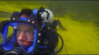 Diver Has Lucky Escape From Crocodile | Super Giant Animals | BBC Earth