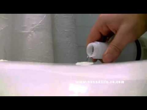 Nano4Life Toilet Bowl