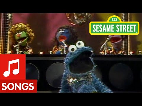 Sesame Street - Me Lost Me Cookie At The Disco