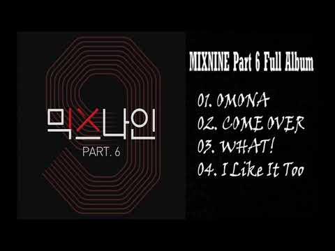 MIXNINE Part.6 Full Album