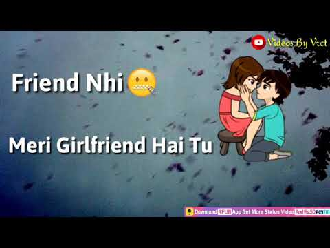 Best love whatsapp status.hip hop kaahmir/bb ki vines/avr prank tv!/govravzone