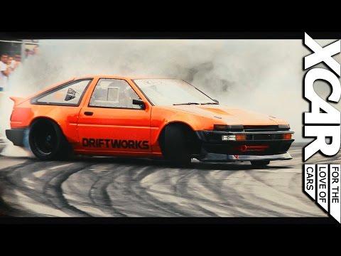 How A Drift Car Is Built: Driftworks - Xcar video