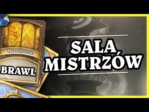 SALA MISTRZÓW - Hearthstone Brawl