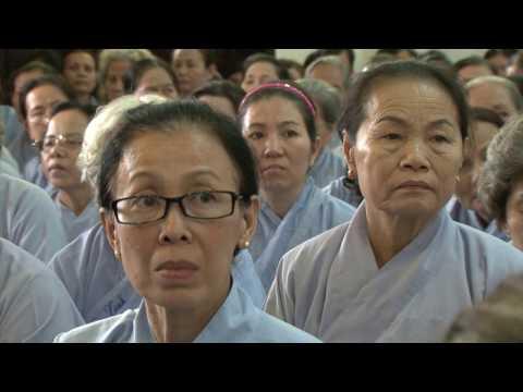 Lời Khuyên Của Tam Tạng Pháp Sư Abhijatabhivamsa (Giảng Tại Chùa Hoằng Pháp)
