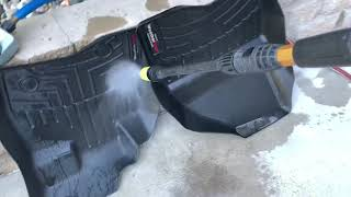 How to Clean WeatherTech Mats  -  Make Them Look New Again