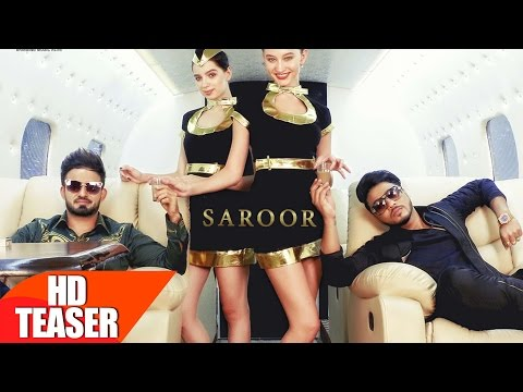 SAROOR Song Teaser | Resham Anmol Feat Raftaar | Desi Crew | Speed Records
