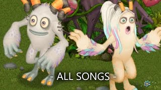 Legendary Werdos (Parlsona & Tawklerr) Duet Full Song #2 | My Singing Monsters