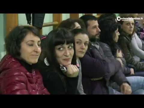 123 Volley puntata 22 - Scuola Volley Salento - Forza Ragazze - Pallavolo Trepuzzi