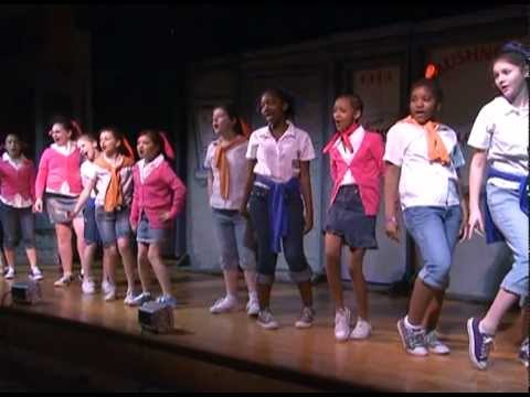 Drama Arts at Rosa Parks Middle School