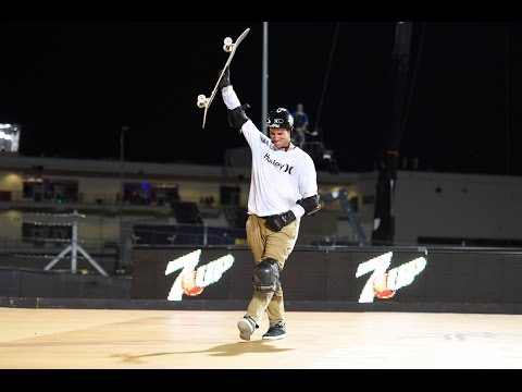 Bob Burnquist wins gold in X Games Skateboard Big Air - ESPN