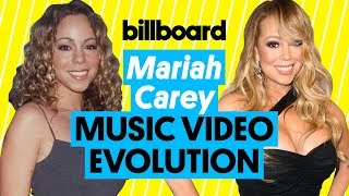 Download Lagu Mariah Carey Music Video Evolution: 'Vision of Love' to 'With You' | Billboard Gratis STAFABAND