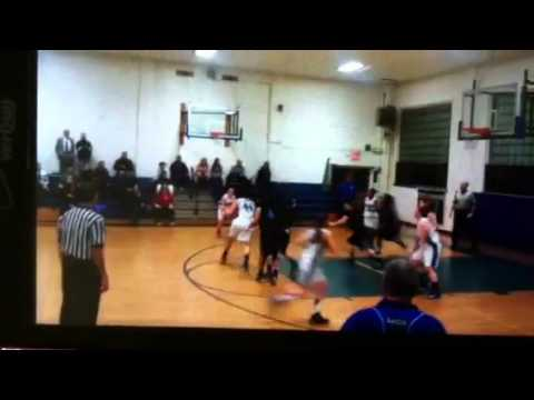 St Mary High School Rutherford- Girls Basketball Buzzer Bea