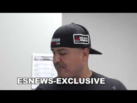 ROBERT GARCIA on Floyd Mayweather vs Conor McGregor EsNews Boxing
