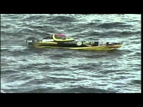 ICEMAN Powerboat TV - Carib Great Race - Modified Sports Class (204) - 2009